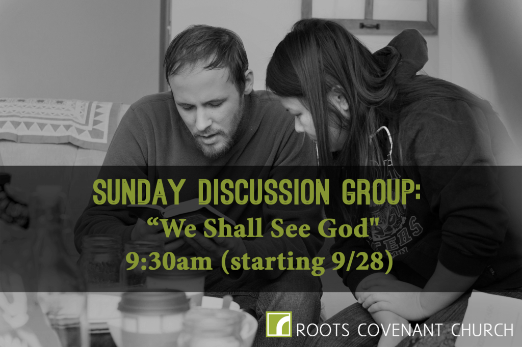 Sunday Discussion Grp
